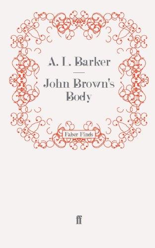9780571255009: John Brown's Body