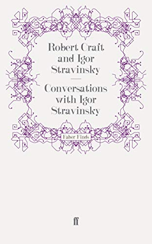 9780571255771: Conversations with Igor Stravinsky