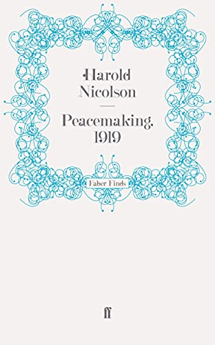 9780571256044: Peacemaking, 1919