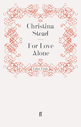 9780571256136: For Love Alone