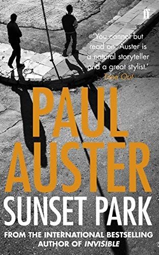 Sunset Park, English edition - Paul Auster