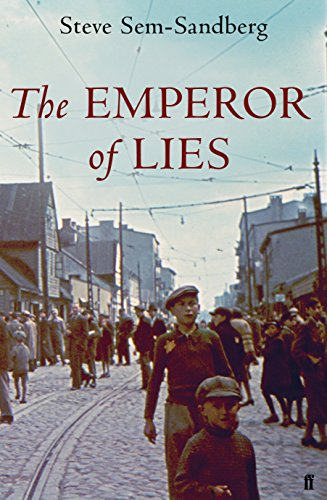 9780571259205: The Emperor of Lies