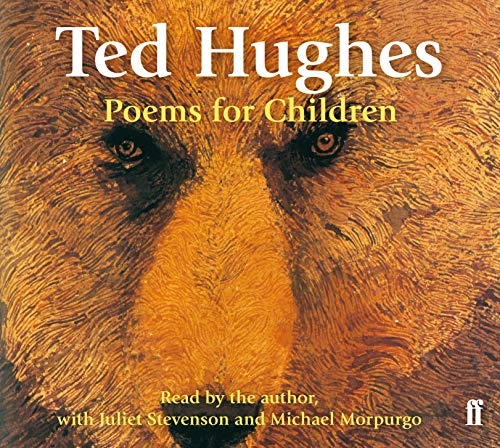 9780571259496: Poems for Children: Read by Ted Hughes. Selected and Introduced by Michael Morpurgo.