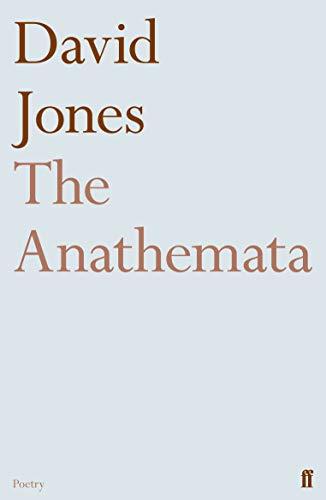 9780571259793: Anathemata
