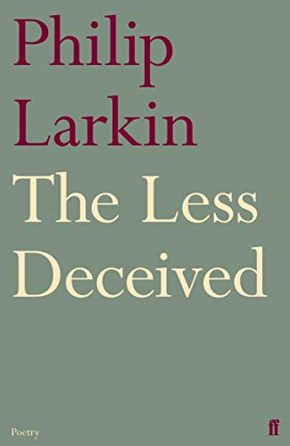 9780571260126: Less Deceived: Poems