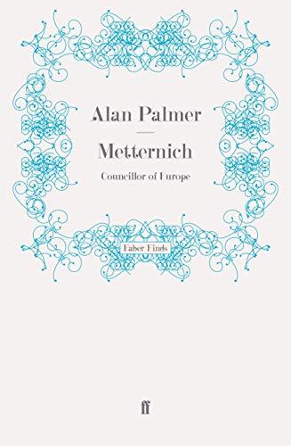 9780571260331: Metternich