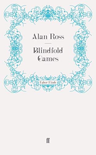 9780571260409: Blindfold Games
