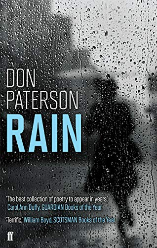 Rain: Paterson, Don - SIGNED FIRST EDITION