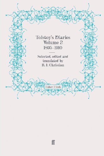 9780571269051: Tolstoy's Diaries Volume 2: 1895–1910 (Leo Tolstoy, Diaries and Letters)