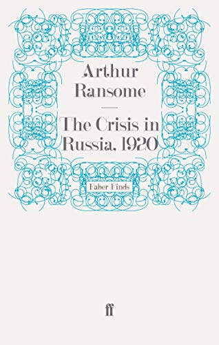 9780571269075: The Crisis in Russia, 1920