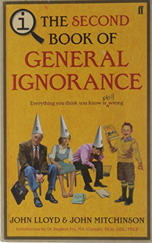9780571269662: QI: the Second Book of General Ignorance
