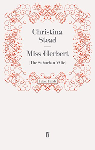 9780571270019: Miss Herbert: The Suburban Wife