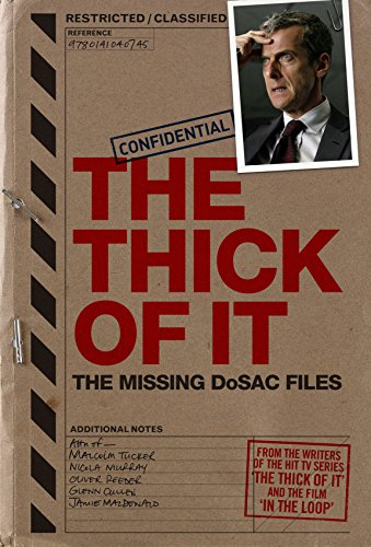 9780571272549: Thick of it: The Missing DoSAC Files