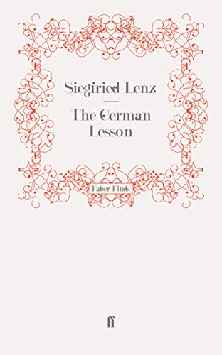 9780571273102: The German Lesson