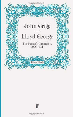 9780571275397: Lloyd George (David Lloyd George biography)