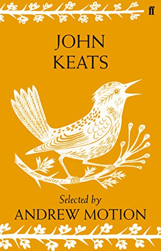 9780571275533 john keats poems selected by andrew motion