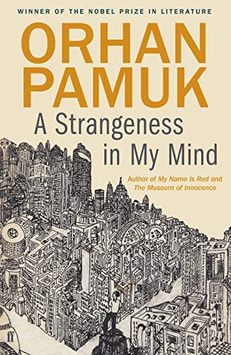 9780571275977: A Strangeness in My Mind