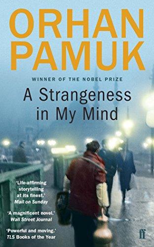 9780571275991: A Strangeness in My Mind