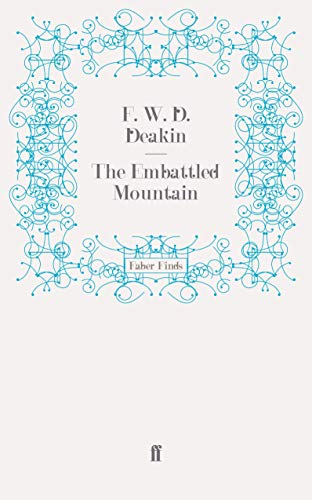 9780571276448: The Embattled Mountain