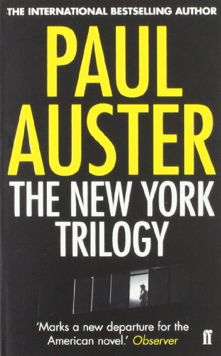 9780571276554: The New York Trilogy