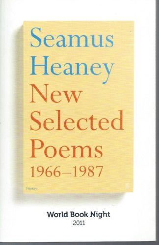 9780571276578: New Selected Poems 1966-1987