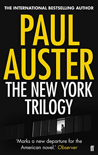 9780571276653: The New York Trilogy