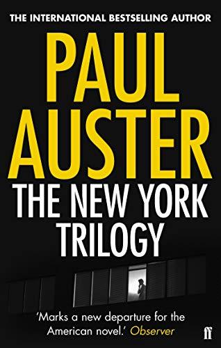 9780571276653: New York Trilogy