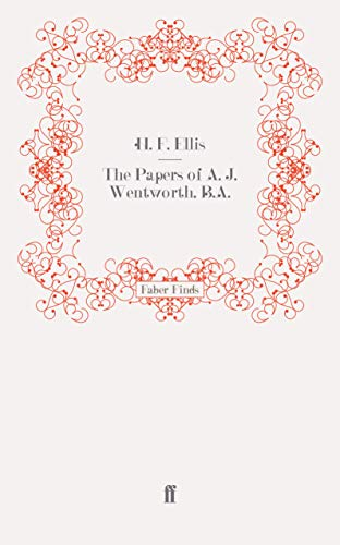 9780571277407: The Papers of A. J. Wentworth, B.A.