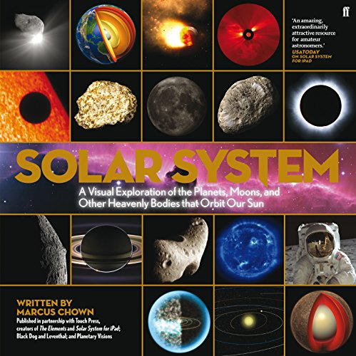 Solar System (0571277713) by Marcus Chown