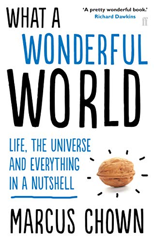 9780571278411: What a Wonderful World: Life, the Universe and Everything in a Nutshell
