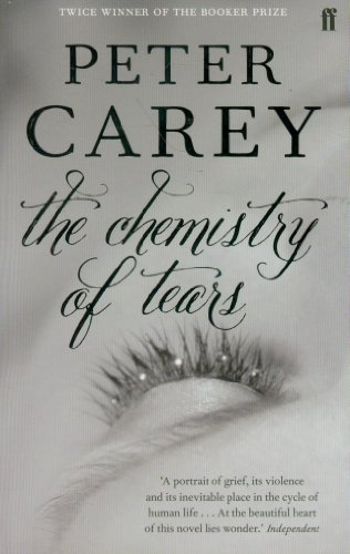 9780571280001: The Chemistry of Tears(Chinese Edition)