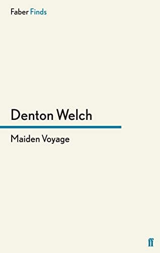 9780571280230: Maiden Voyage