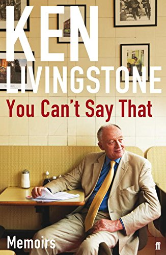 9780571280384: You Can't Say That: Memoirs