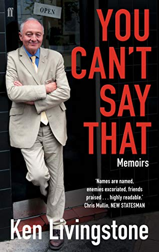 9780571280414: You Can't Say That: Memoirs
