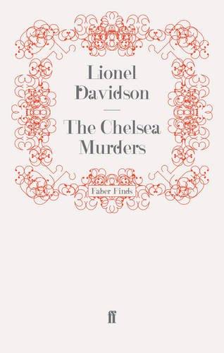 9780571280902: The Chelsea Murders