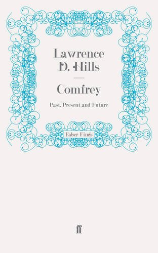 9780571280919: Comfrey: Past, Present and Future