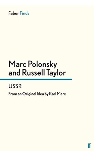 USSR: From an Original Idea by Karl: Taylor, Russell and