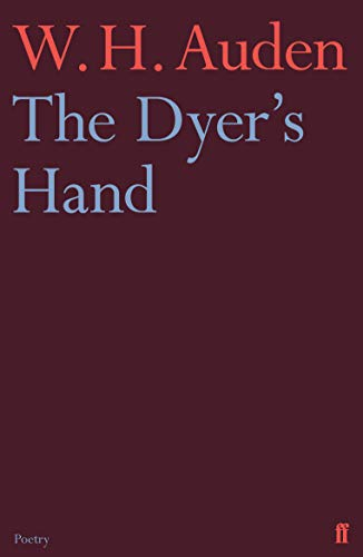 9780571283507: The Dyer's Hand
