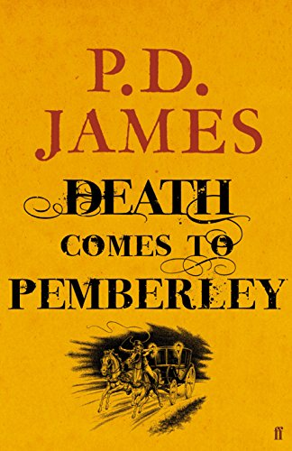 DEATH COMES TO PEMBERLEY - SIGNED FIRST EDITION FIRST PRINTING.