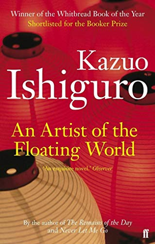 9780571283873: An Artist of the Floating World