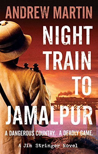 9780571284108: Night Train to Jamalpur (Jim Stringer)