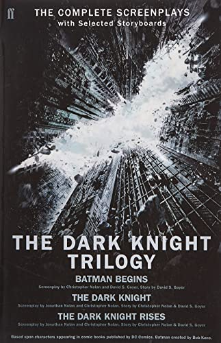9780571287789: The Dark Knight Trilogy