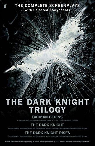 9780571287789: The Dark Knight Trilogy