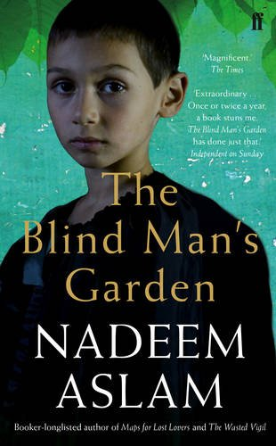 9780571287932: The Blind Man's Garden