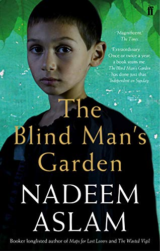9780571287949: The Blind Man's Garden
