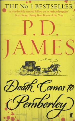 9780571288175: Death Comes to Pemberley Ome
