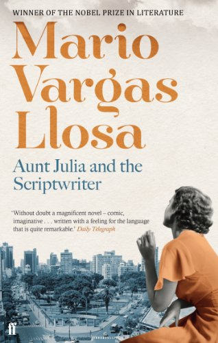9780571288601: Aunt Julia and the Scriptwriter