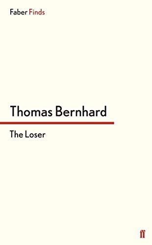 9780571289202: The Loser