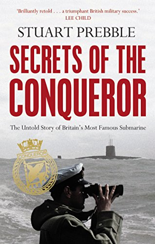 9780571290321: Secrets of the Conqueror: The Untold Story of Britain's Most Famous Submarine
