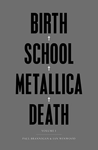 9780571294138: Birth School Metallica Death: Vol I